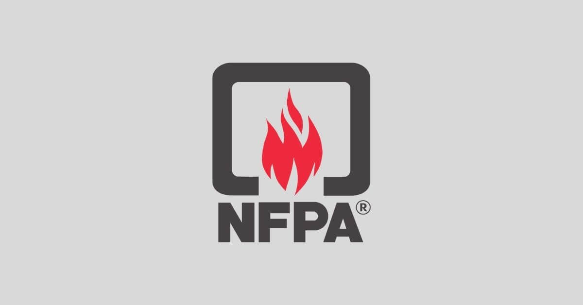 NFPA Standards & Coverall