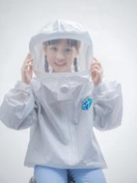 CoverU Jacket for kids-away from Covid 19-兒童防新冠肺炎傳播飛行衣Medtecs美德醫療