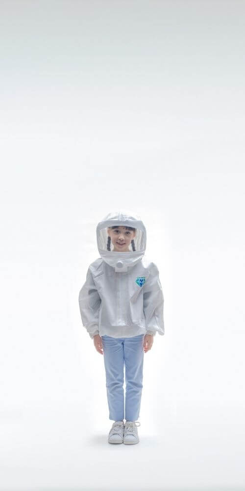 Covid 19 Fly Jacket for Kids