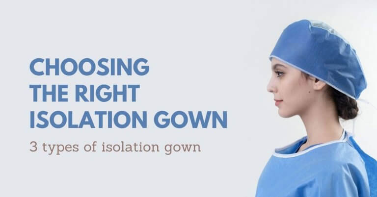 Surgical Gown vs Isolation Gown