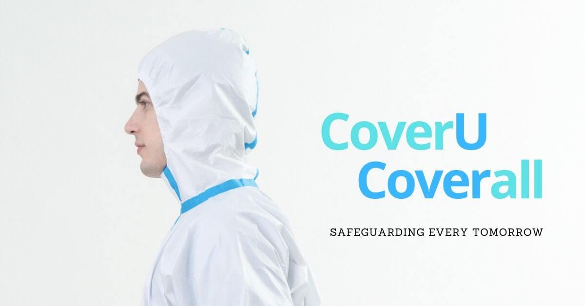 CoverU Coverall-Medtecs brand