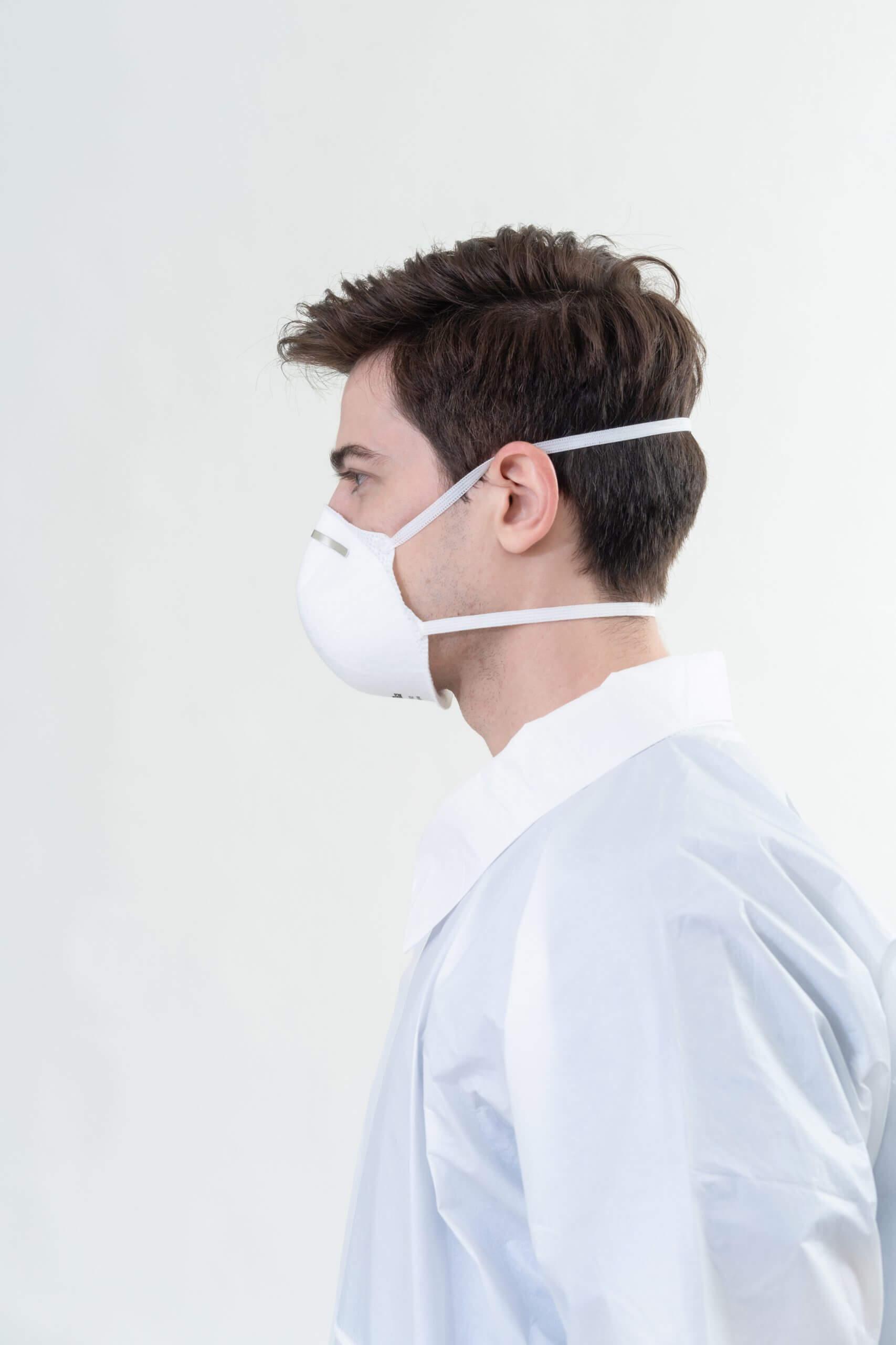 N95 Face Mask N95口罩-Medtecs美德醫療