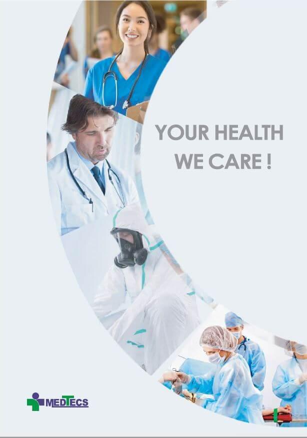 Medtecs Catalog Front