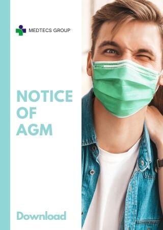 Notice of AGM-Medtecs