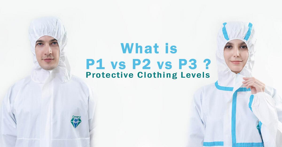 p1,p2,p3 coverall P1 P2 P3 防護衣