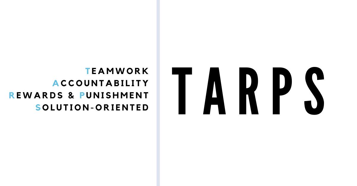 Medtecs TARPS management