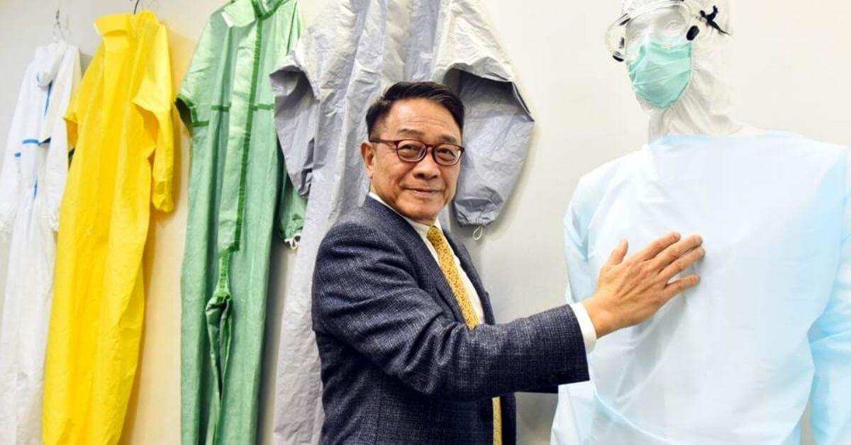 Clement Yang 楊克誠-President of Medtecs