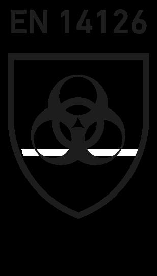 EN 14126 Against Biological Hazards防生物危害防護衣-Medtecs美德醫療